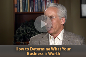 How to Determine what your business is worth