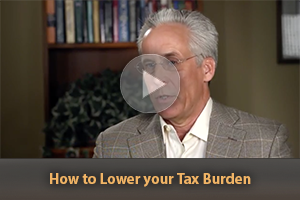 How to Lower your Tax Burden