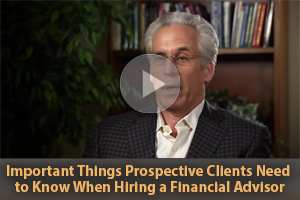 Important Things Financial Clients Need to Know