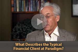 Who is the Typical Financial Client?