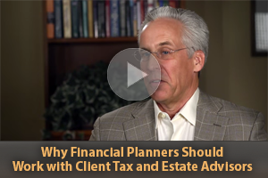 Why Financial Planner should work with CPA, Banker, Lawyer